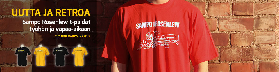 Sampo Rosenlew collection 2014
